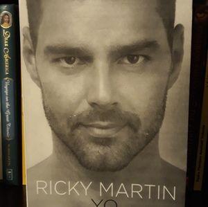 Yo Ricky Martin (Spanish version)